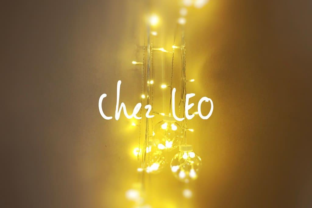 Bienvenu chez LEO :p