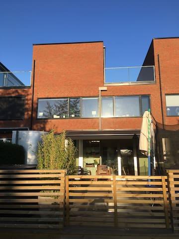 Townhouse in Helsingborg