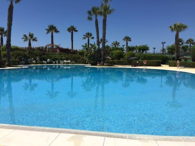 Piso 1ª linea de playa en Urbanización Las Salinas - Huelva