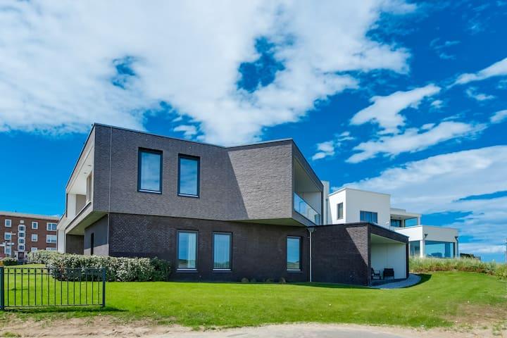 Moderno appartamento a Katwijk aan Zee vicino a Seabeach