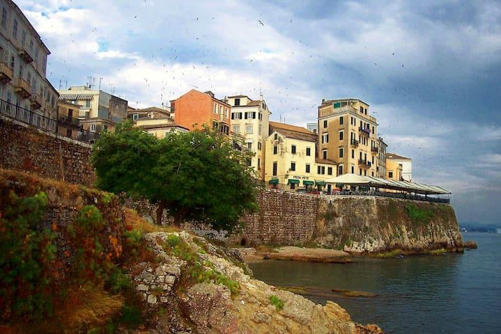 """""""Eureka!"""" Memorable Old Town Apt. - Corfu - Appartement"""