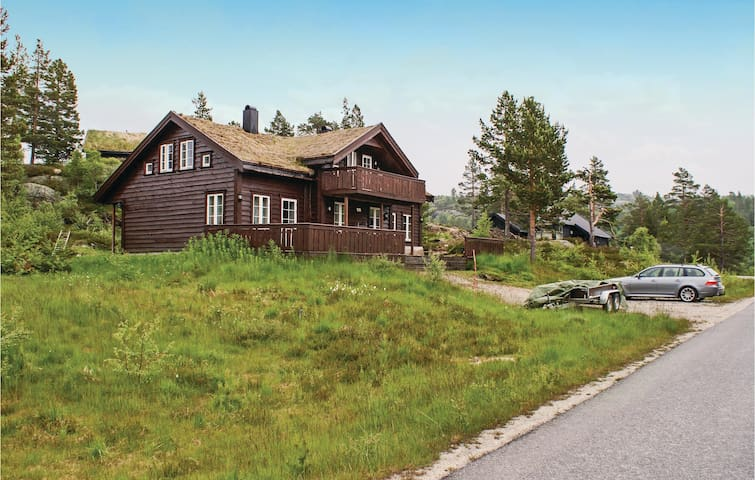 Semi-Detached with 3 bedrooms on 100 m² in Åseral