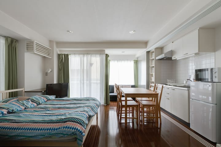 Special Price!! Brand New Room in Best Location!! - Chūō-ku, Ōsaka-shi - อพาร์ทเมนท์