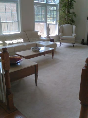 The 4 Seasons FOYER, GUESTS HOUSE, see DC low cost - Arlington - Bed & Breakfast