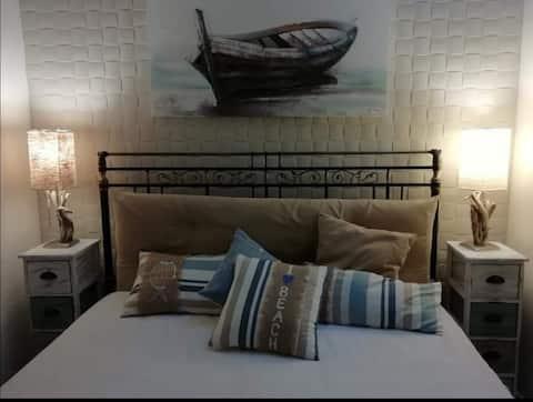 """casa vacanza """"nnanzi mare"""" di Renzo e Rossana"""