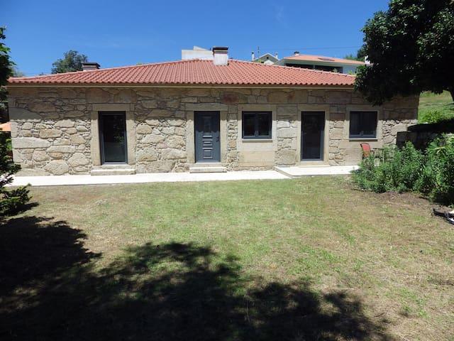 Casa Ermida - Facha - Huis