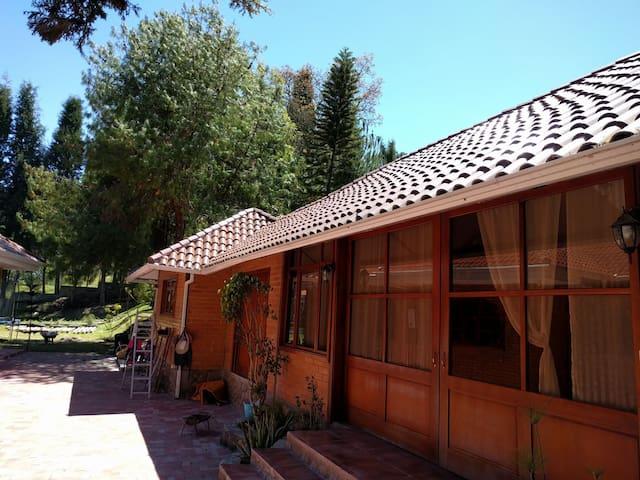 Beautiful Cottage near Cuenca
