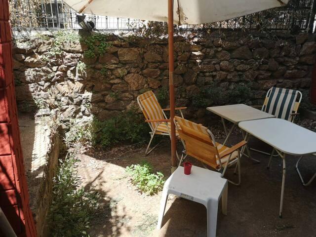 Quiet Bright Room in Moda with Private Garden