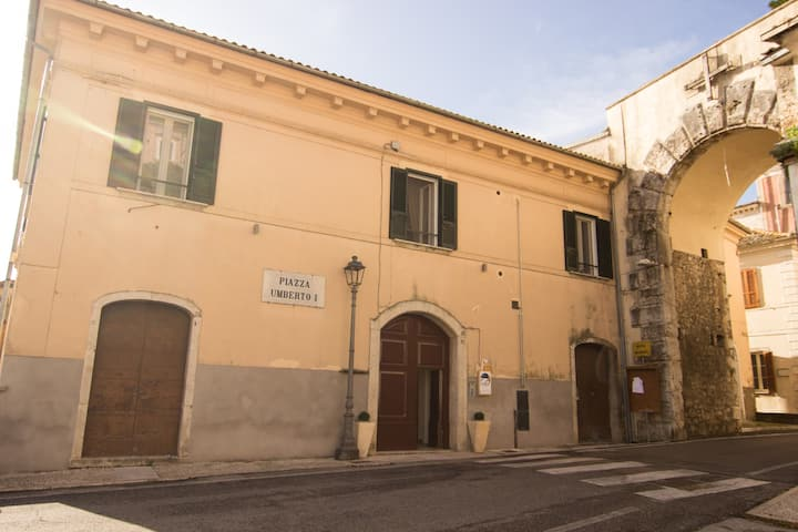 """A casa di"" bed and breakfast"