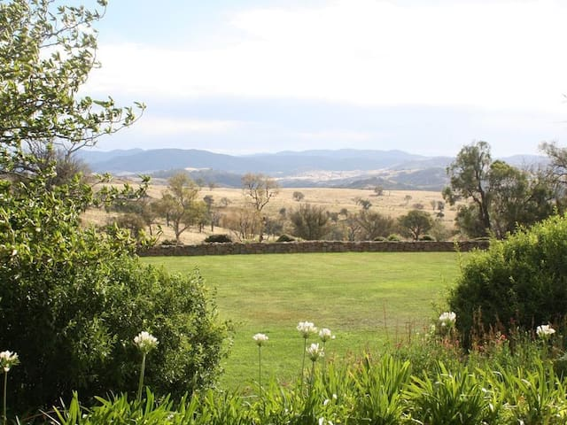 View from the front verandah