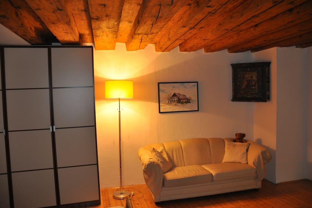 dorming room