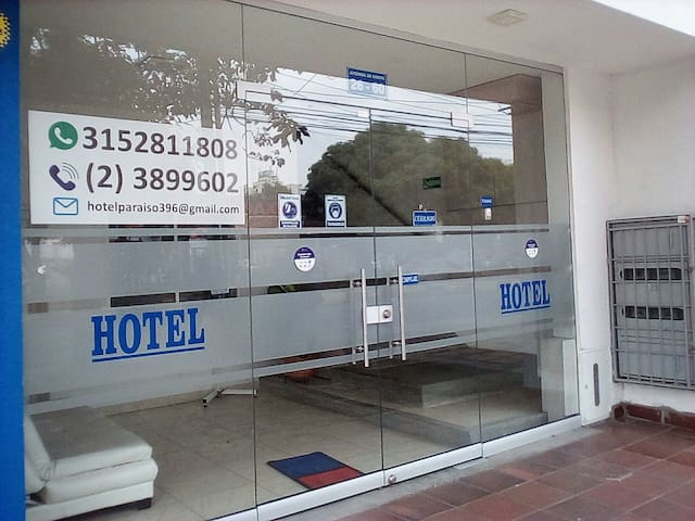 Hotel Habitaciones Privadas Cómodas