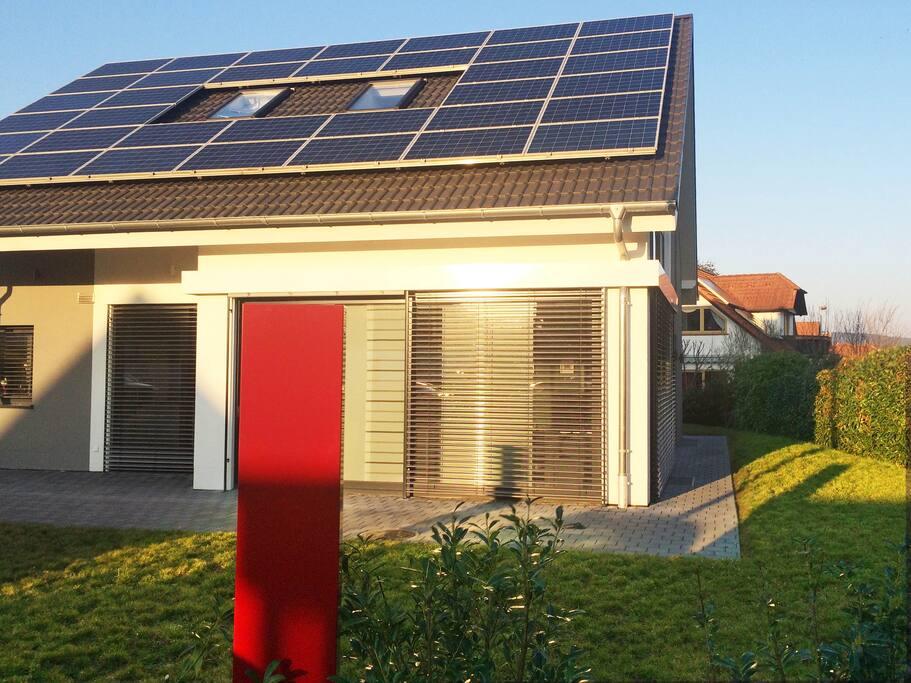 Modernes traumhaus h user zur miete in niedernberg for Modernes traumhaus