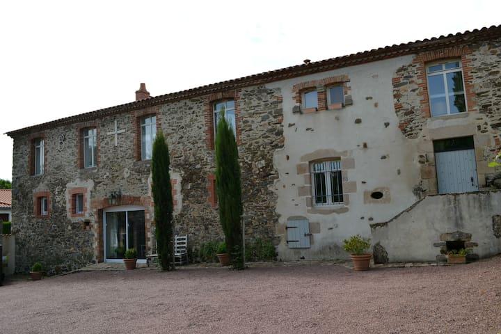 La Marche, bed & breakfast proche du Puy du Fou