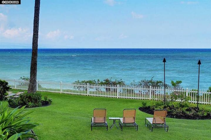 Royal Kahana ~ 909 Ocean Views - Lahaina - Condominio