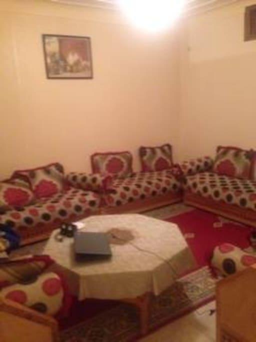 Idir najimi 00212671520844 appartements louer for Airbnb marrakech