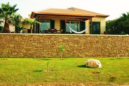 Modern and sunny beach house - Porto Santo Island