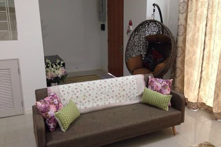 Kasia Green Double Storey Homestay - Dom