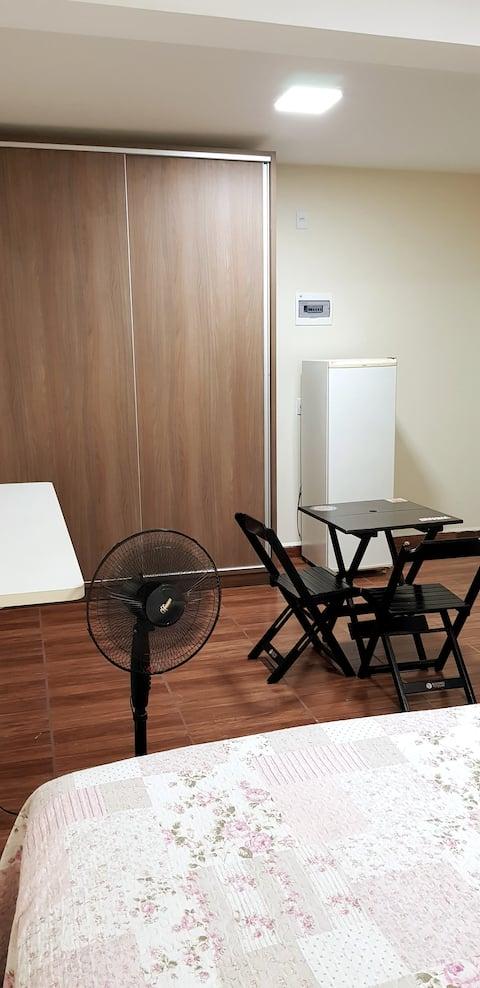 Loft em Jaú-Sp diária ou mensal