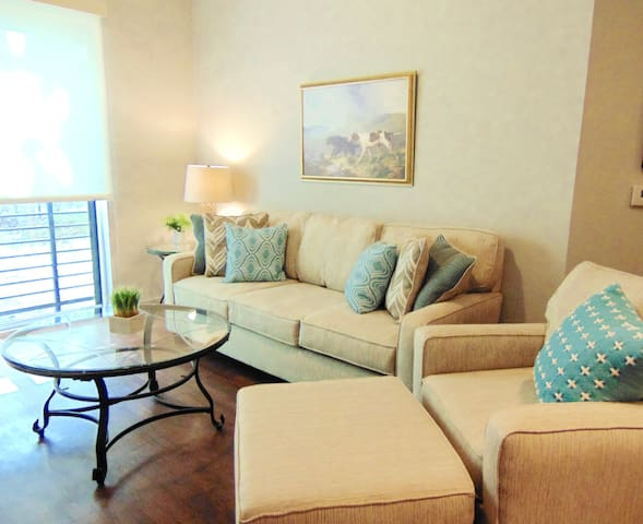 #106 Woodlands Waterway Luxury 2 BDR-2 BATH - The Woodlands - Apartment