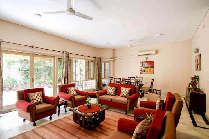 Luxury 3 Bedroom House in Vasant Vihar