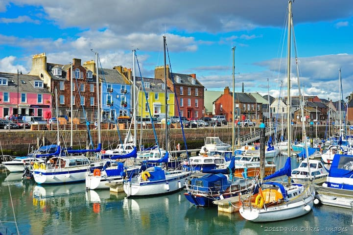 Harbour Haven 1, Historic Landmark  Apartment - Arbroath - Wohnung