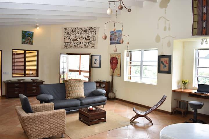 Cozy Creole Home