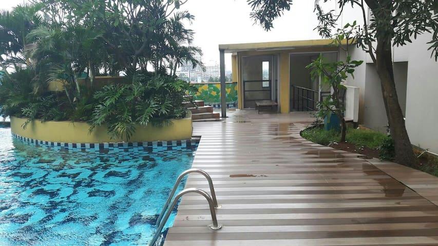 Apartemen BSD Great Western Resort - tangerang kota, gading serpong, kebon nanas - Apartemen