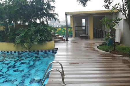 Apartemen BSD Great Western Resort - tangerang kota, gading serpong, kebon nanas - Квартира