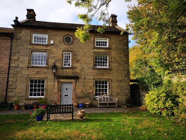 Georgian House, Alport, Bakewell
