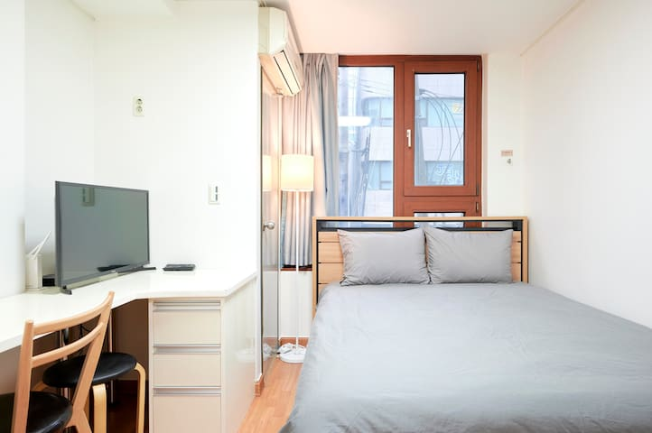 L-House03: GangNam/3 Min to Subway Station