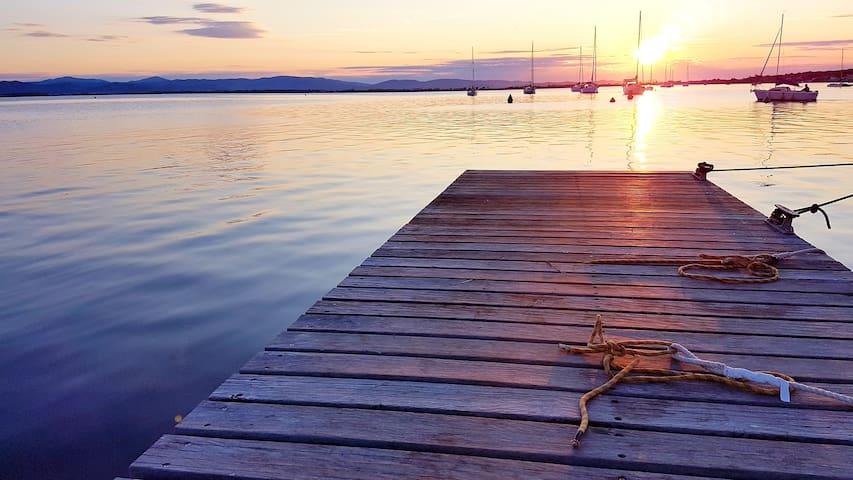 Giens Madrague - Calme confort à 2 pas de la plage