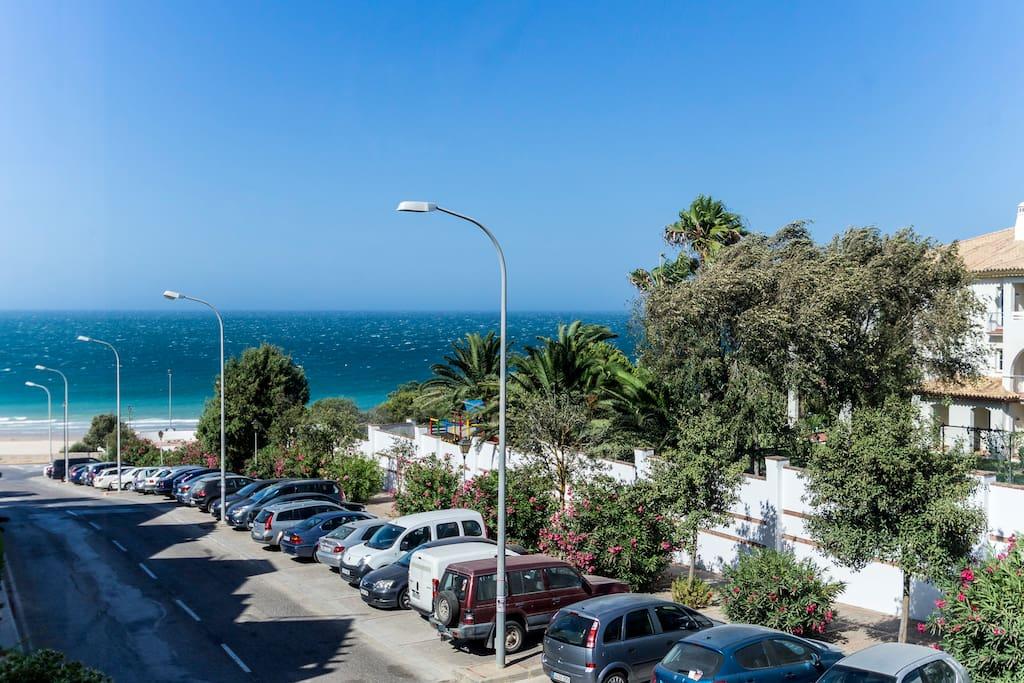 A escasos metros de la Playa La Fontanilla
