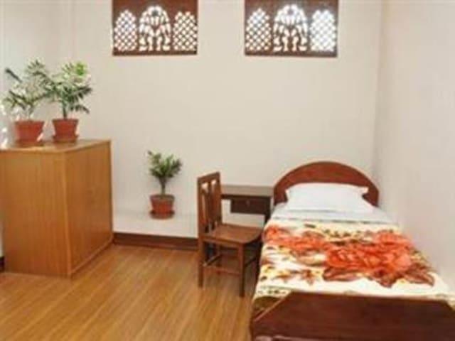 Single room (106) Bouddha Inn - Kathmandu - Apartemen