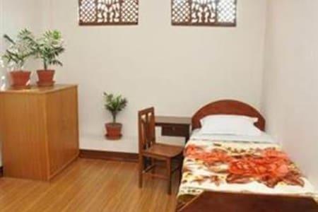 Single room (106) Bouddha Inn - Kathmandu