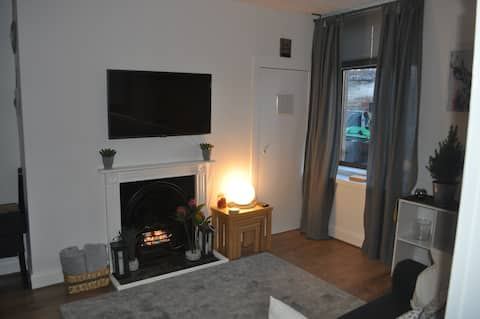 Cosy flat in the Gorgie area of Edinburgh
