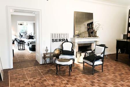 Room 2 Beautiful Villa - 10 min from Basel - Binningen - Maison