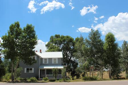 Dove Cottage - Downtown Westcliffe - Westcliffe