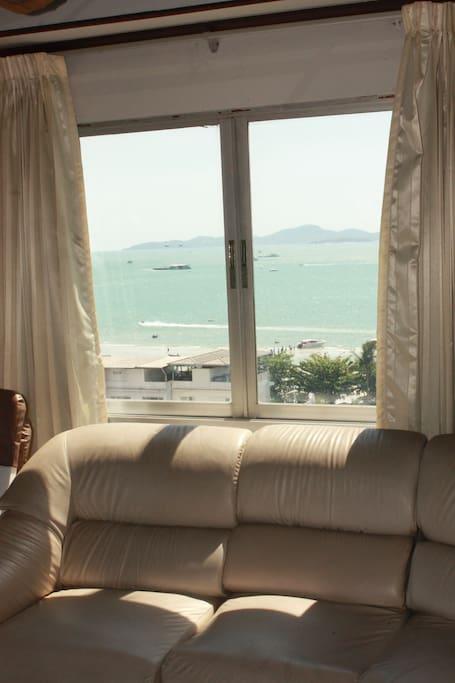 Room 802 living room