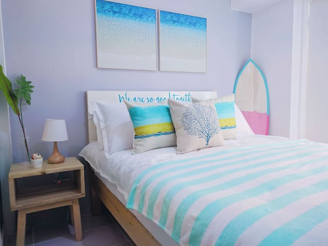 Tropica Tagaytay Bedroom Set-up & Interior