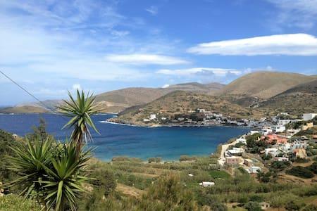 Peaceful vacation/Fantastic seaview - Ermoupoli - Casa