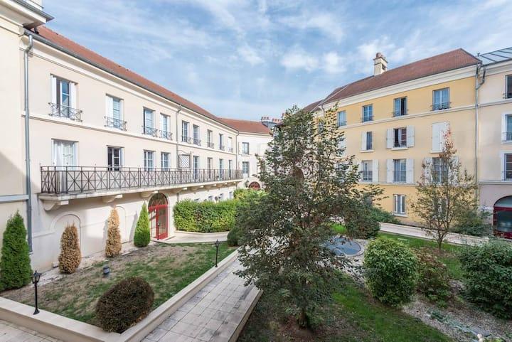 Appartement place toscane, disneyland