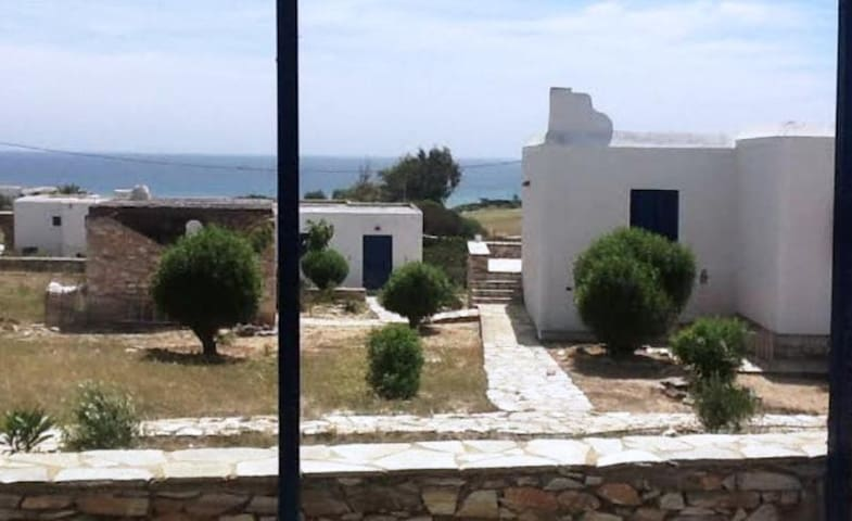 A country house close to the sea - Antiparos - Osakehuoneisto