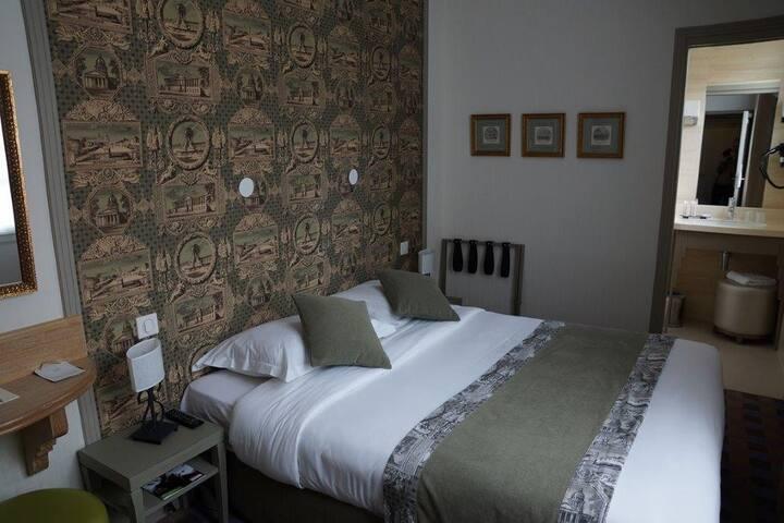 Chambre Double - Classique avec douche