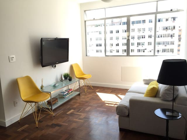 Cozy and Lovely Catete Apartment! - Rio de Janeiro - Pis