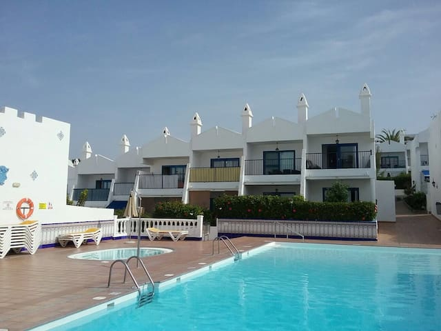 Duplex in Playa del Ingles vicino al Yumbo Center