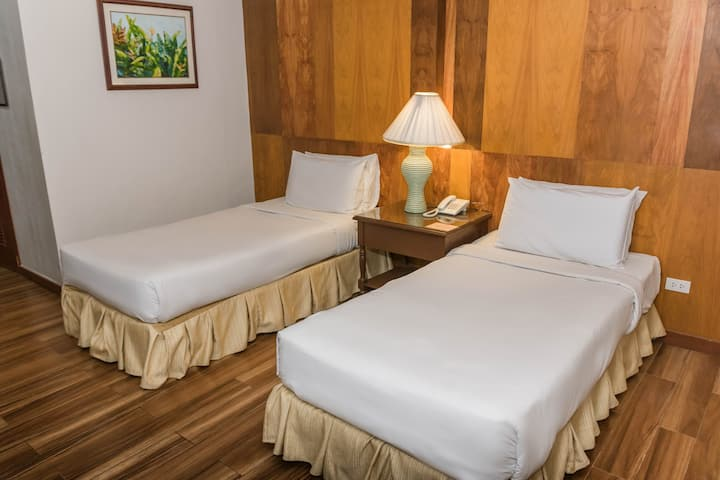 Budget-friendly Business  Hotel (Premium Deluxe)