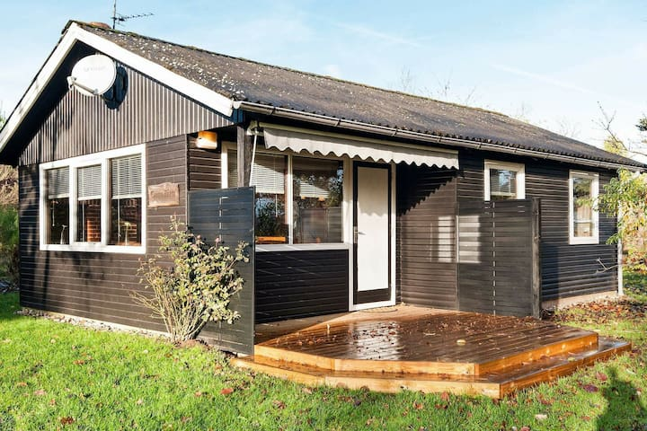 Spacious Holiday Home in Silkeborg with Barbecue
