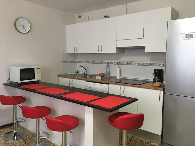 Apartamento en Salinetas - Telde - Daire
