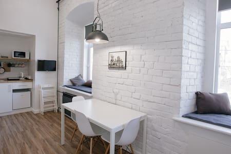 Квартира 1 в историческом центре Иркутска